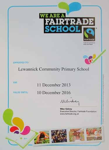 Fairtrade Award small